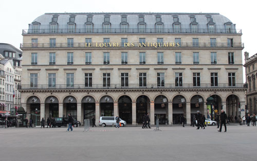 Les Grands Magasins du Louvre - Le Louvre des antiquaires