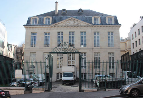 L'hôtel Le Brun
