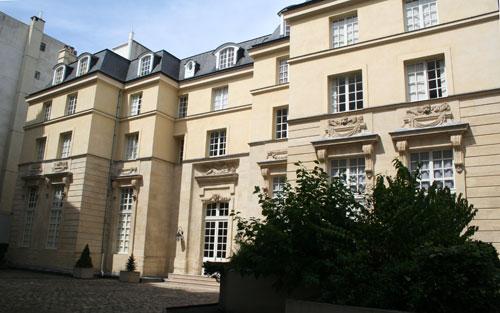 L'hôtel de Mortagne