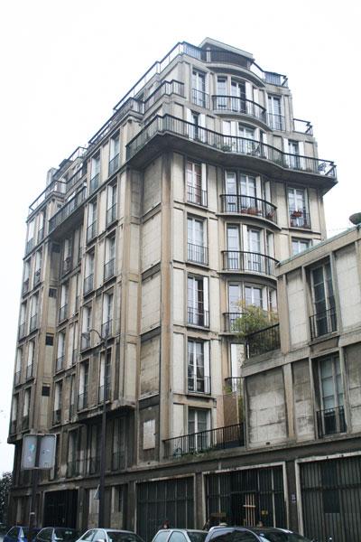 Logements 51 rue Raynouard