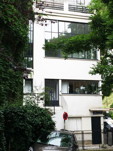 La maison-atelier Ozenfant