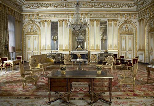 L'Hôtel Masseran - Salon