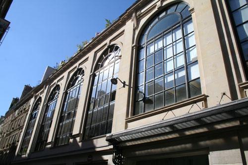 Le Petit Parisien - Immeuble principal