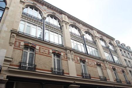 Le Petit Parisien - 2e immeuble
