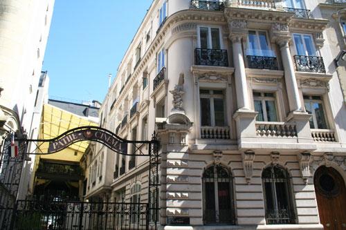 Les anciens studios Pathé-Cinéma - La Fémis
