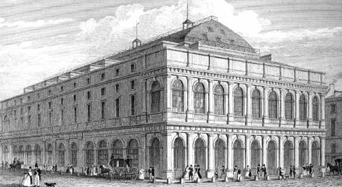 La salle Ventadour – Services de la Banque de France