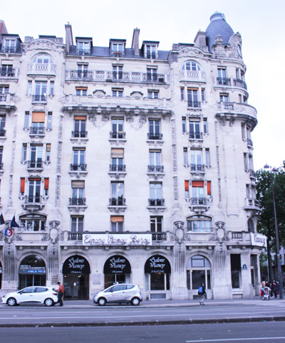 L' hôtel Méditerranée - Les salons Vianey