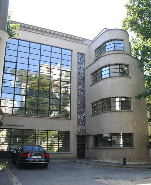 La villa Barillet - 15 square de Vergennes
