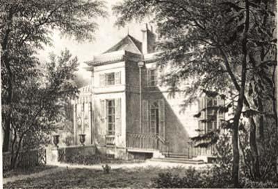 L'hôtel Beauharnais (disparu)