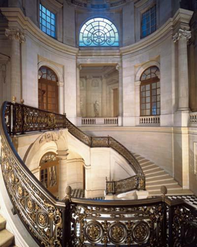 Le ministère de la Culture - L'escalier d'honneur