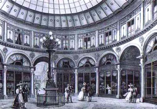 La galerie Colbert au XIXe siècle