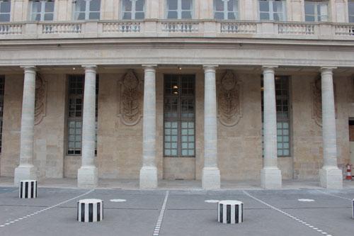 Le ministère de la Culture - La galerie des proues