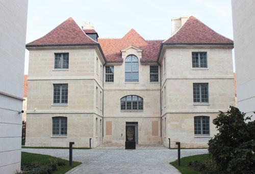 L'hôpital Laennec - 2 Pavillons restaurés