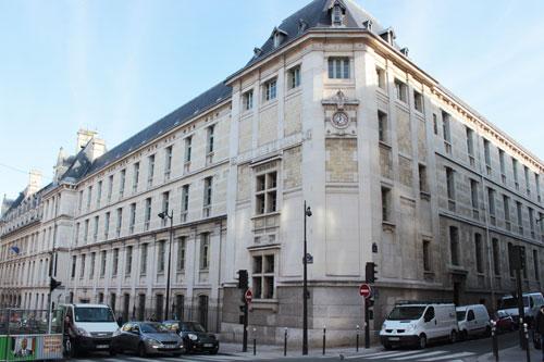 Le lycée Louis-le-Grand