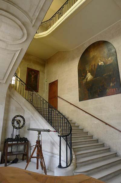La congrégation du Saint-Esprit - L'escalier