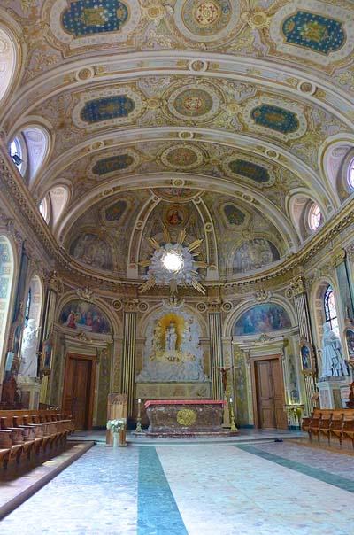 La chapelle de la congrégation du Saint-Esprit