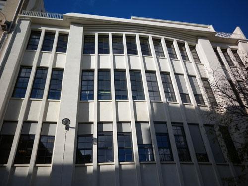 Le central téléphonique rue des Archives