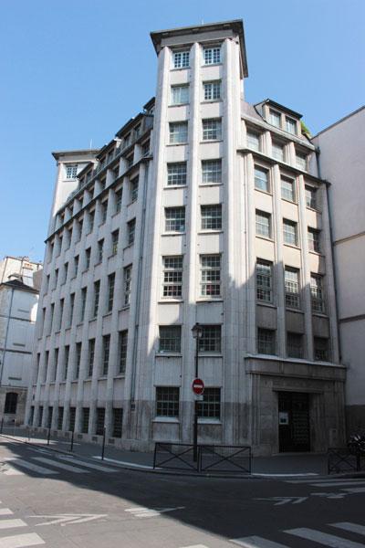 L'annexe de l'école Massillon
