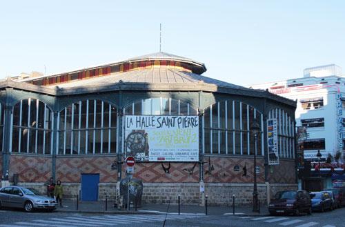 La halle Saint-Pierre - Musée d'art naïf