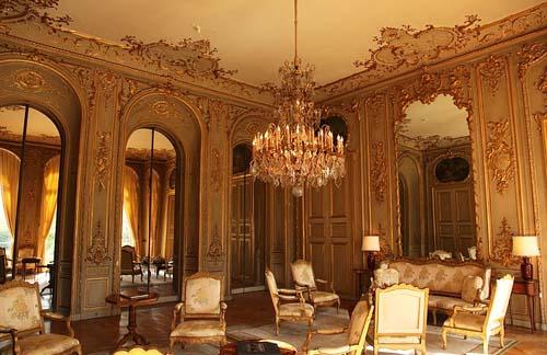 L'hôtel de Boisgelin – Le grand salon