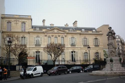 L'hôtel Dosne-Thiers - La fondation Dosne-Thiers