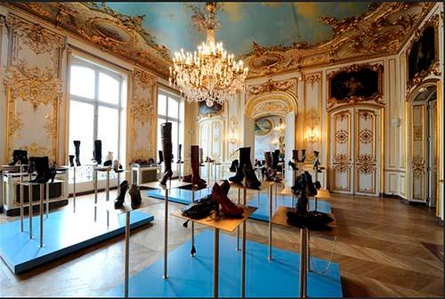 L'hôtel Le Marois - Salon