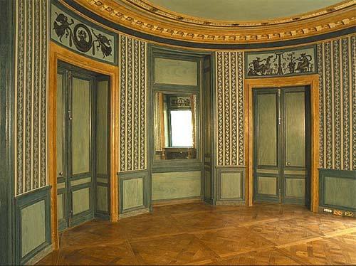 L'hôtel Moreau ou hôtel Lakanal - Décor d'un salon