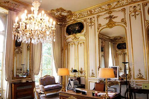 L'hôtel de Seignelay - L'un des salons