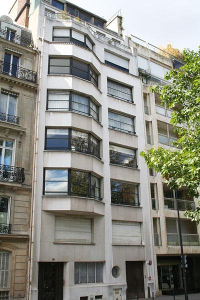 Immeuble de logements, rue Guynemer