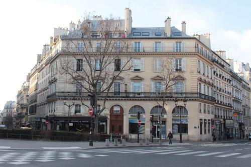La place Franz Liszt