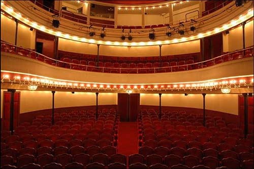 Le théâtre de l'Atelier - La salle