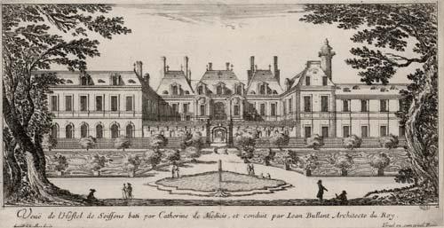 L'hôtel de la Reine ou hôtel de Soissons