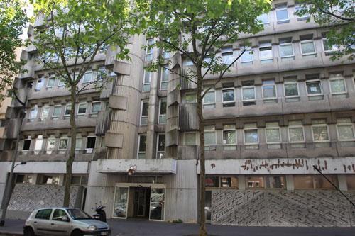 58 rue de la Mouzaïa – M° Pré-Saint-Gervais