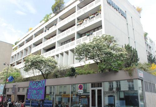 Logements et locaux industriels, 25 rue Saint-Ambroise