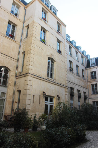 Le couvent de la Madeleine de Traisnel - L'ancien clocher