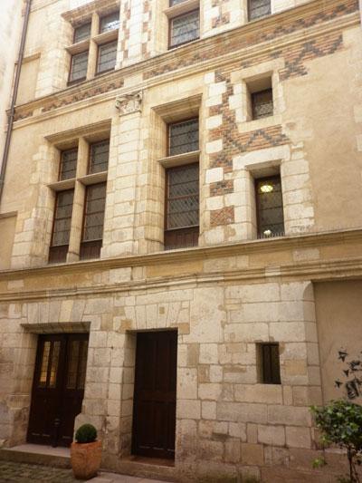 La maison de Marie Touchet