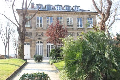 L'hôtel Thiroux de Montsauge ou hôtel de Massa - remonté rue du faubourg Saint-Jacques