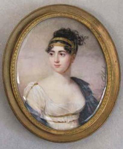 Portrait de Melle Mars