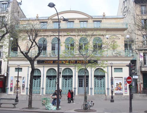 Le théâtre du Gymnase - Marie Bell