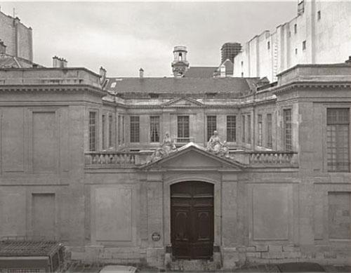 L'hôtel de Brancas
