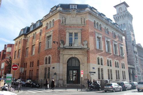 L'institut de Géographie