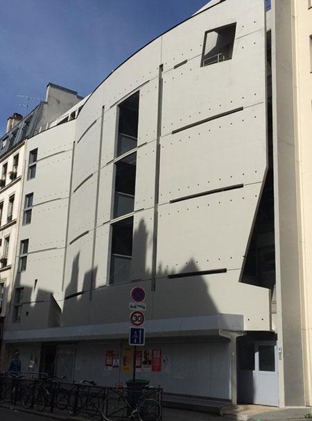 Crèche municipale rue Saint-Maur