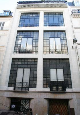 Hôtel-Ateliers, rue Delambre