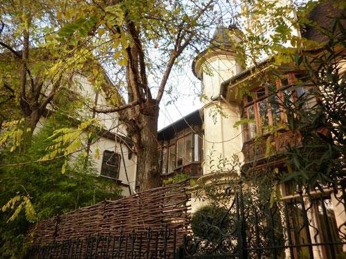 La maison Eymonaud