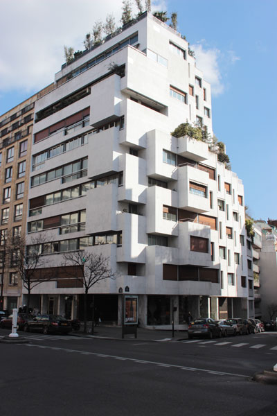 Immeuble de logements, avenue Paul Doumer