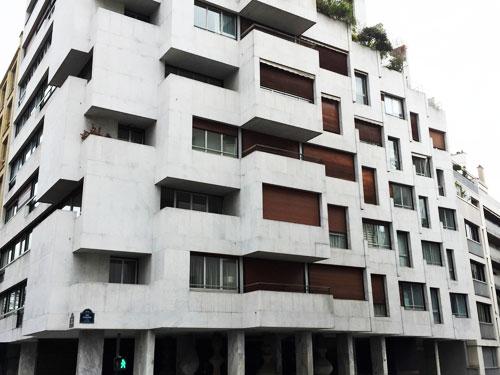 Immeuble de logements Avenue Paul Doumer