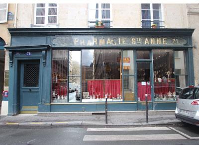 La Pharmacie Saint-Anne