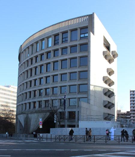 L'ambassade d'Australie