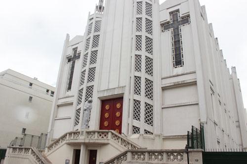 L'église Saint-Jean Bosco