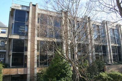 Extension de la Faculté de Pharmacie